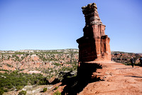 Palo Duro Canyon SP (Canyon, TX)