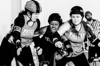Firing Squad​ vs Philly Roller Derby​ Independence Dolls